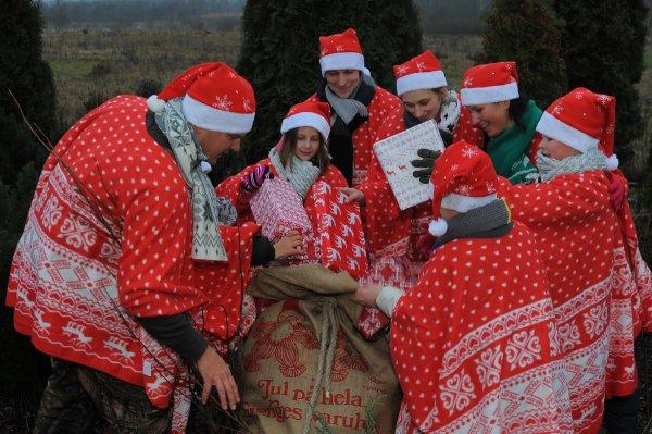 Izbaudi grandiozu Ziemassvētku noskaņu Dimantu kalnā